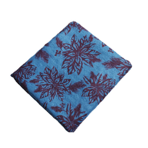 "72""x24"" Microfiber Non-Skid Yoga Towel Yoga Mat Blanket + Carry Bag Blue"