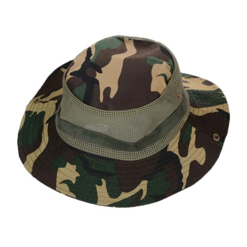 0c818939e3b8e Camouflage Sun Hat Outdoor Fishing Hunting Bucket Hat - 10 on OnBuy