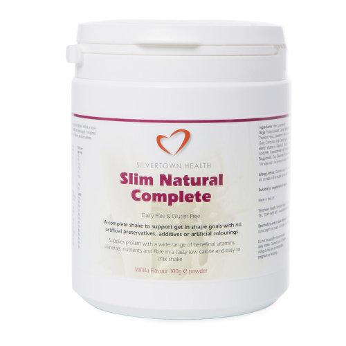 Slim Natural Complete - Vanilla - 300g Dairy & Gluten Free Shake