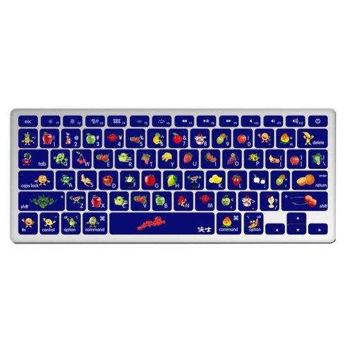 """1 Piece MacBook Pro 13"""" Keyboard Sticker Decal Keyboard Skin Style C"""
