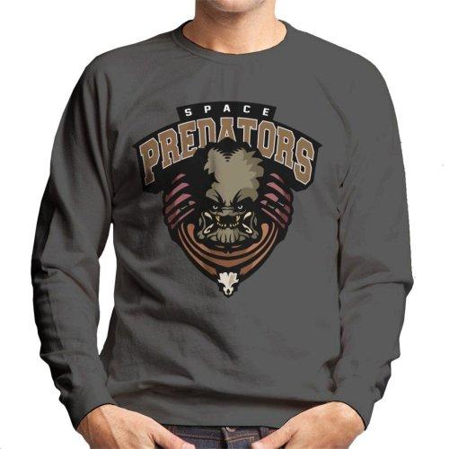 Space Predators Men's Sweatshirt